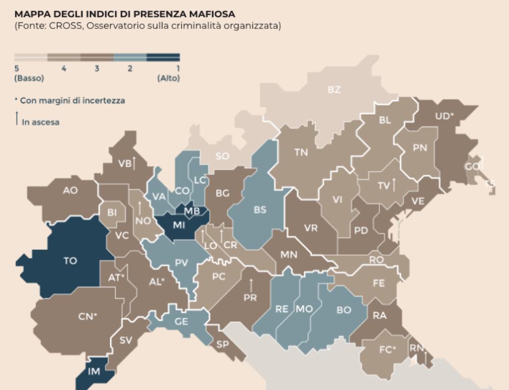 Ombre della malavita sui rifiuti in Emilia-Romagna