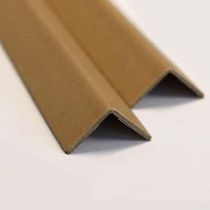 Imballaggi in cartone - Angolari in cartone pressato