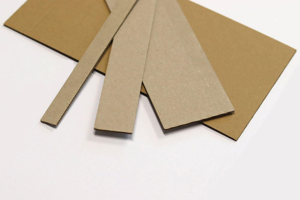 Imballaggi in cartone - Cartone ondulato