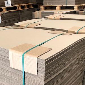 Imballaggi in cartone - Ondulato in grandi formati